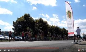 Videó a Tour de Hongrie sárvári és kámi áthaladásról