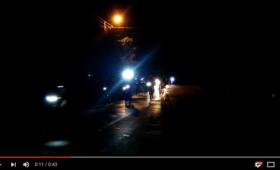 Rövid videón az éjszakai kimaradás