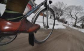 Újévi kijózanító kerékpártúra
