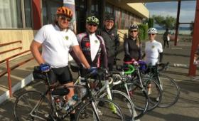 Ott voltunk a Tour de Pelso kerékpáros fesztiválon