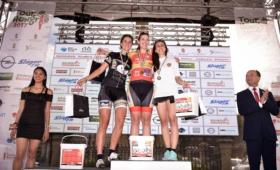 Ismét dobogon végzett Wágner Anita a Tour de Hongrie Prológján