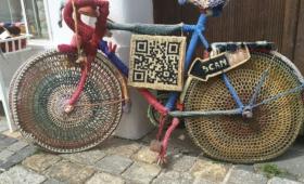 Küldj kerékpáros képeslapot bárhonnan!
