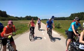 Őrségi kerékpáros barangolás