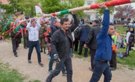 Idén is májusfájt állított az egylet