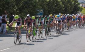 Fotókon a Tour de Hongrie sárvári részhajrá